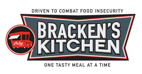 Bracken's Kitchen volunteer work
